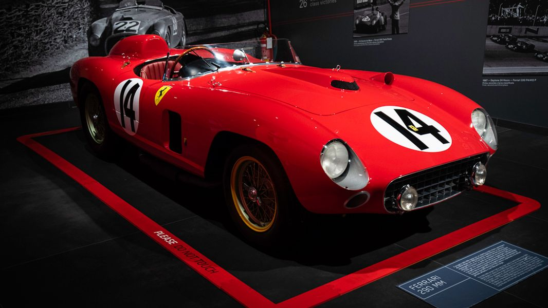 1956 Ferrari 260MM-RM Sothebys Auction-2