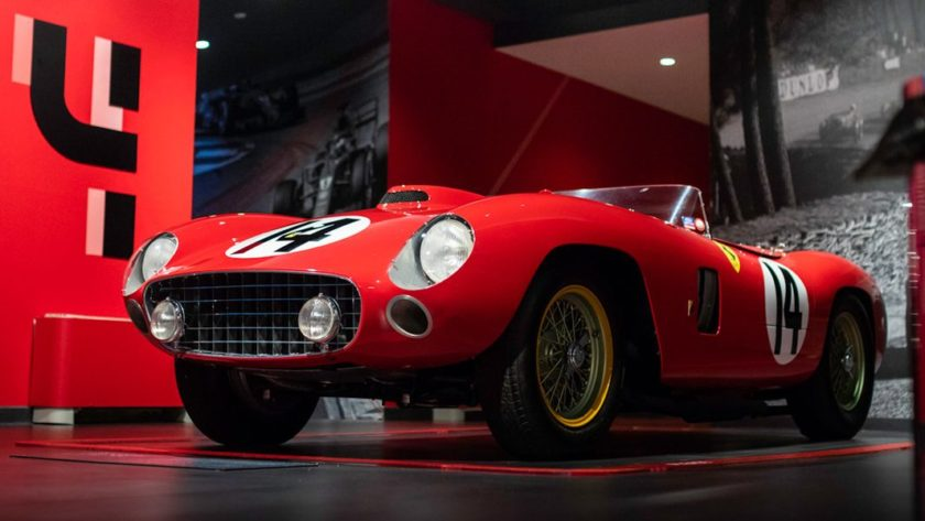 1956 Ferrari 260MM-RM Sothebys Auction-3
