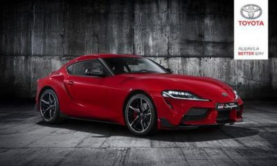 2020 Toyota Supra MkV-leaked official image-1