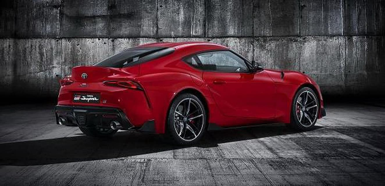2020 Toyota Supra MkV-leaked official image-2