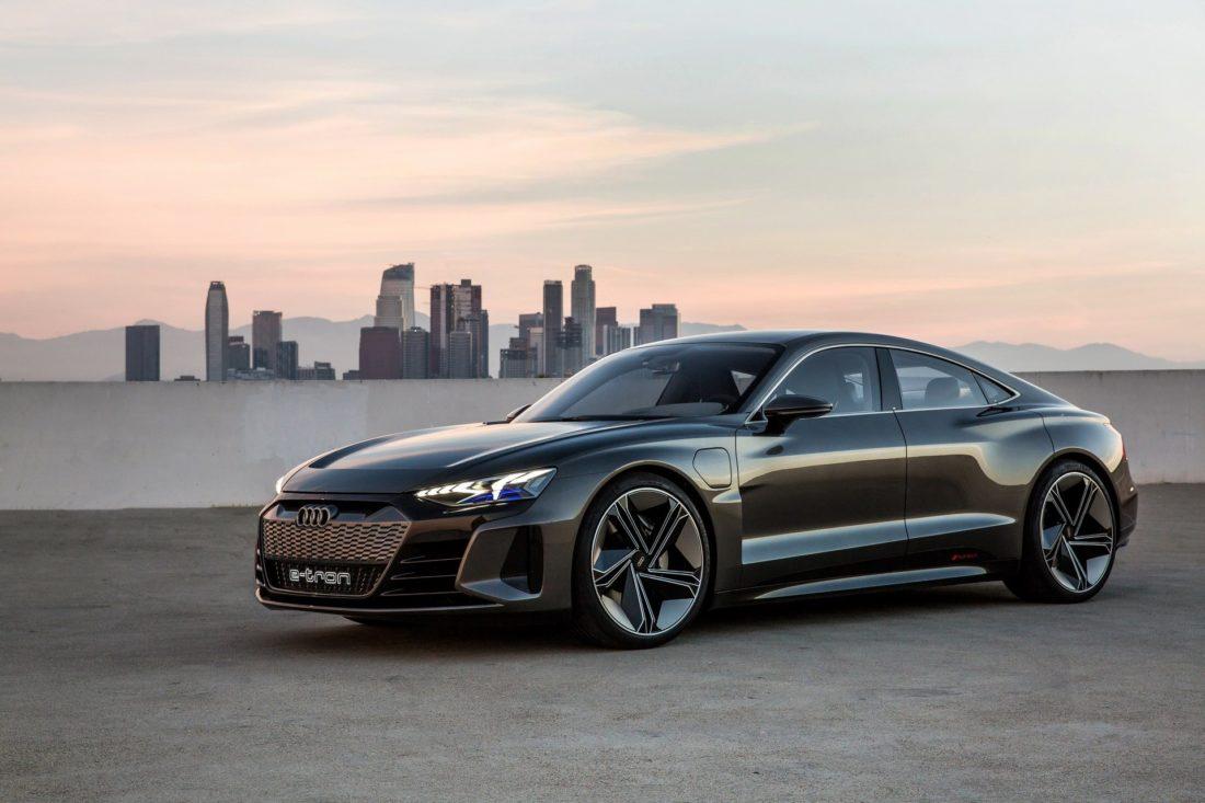 Audi e-Tron GT Avengers Endgame