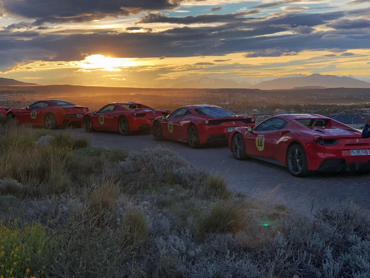 Ferrari Club Chile-2018 Passione Unica Rally-6