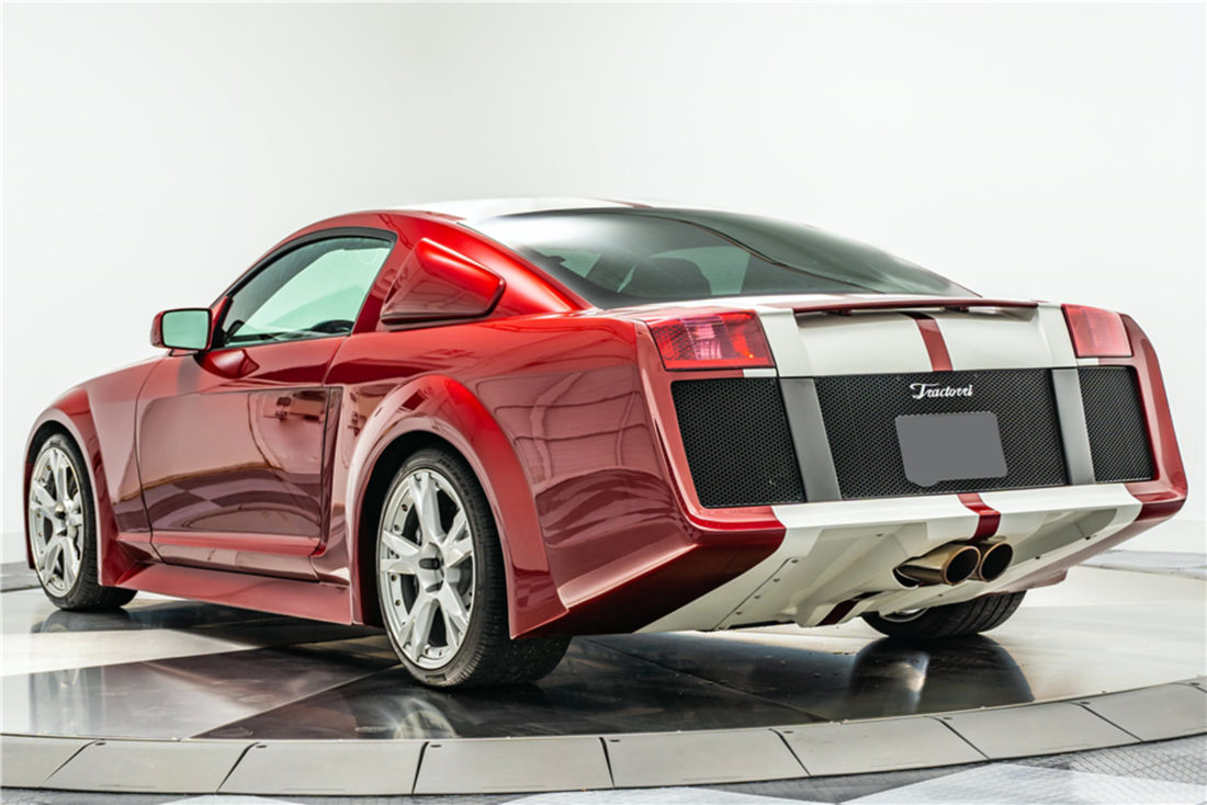 There Is A Lamborghini Gallardo Underneath This Ford Mustang