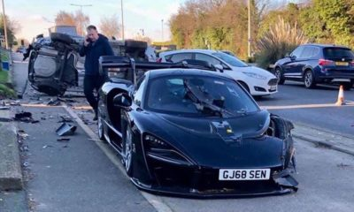 McLaren Senna-crash-UK-1