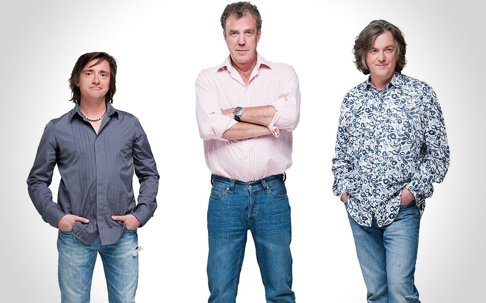 Jeremy Clarkson, Richard Hammond, and James May Quit Studio Car Shows