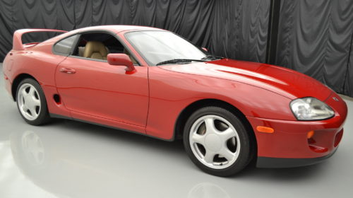 1994 Toyota Supra A80