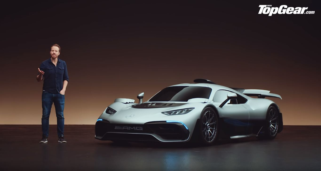 AMG One-Top Gear