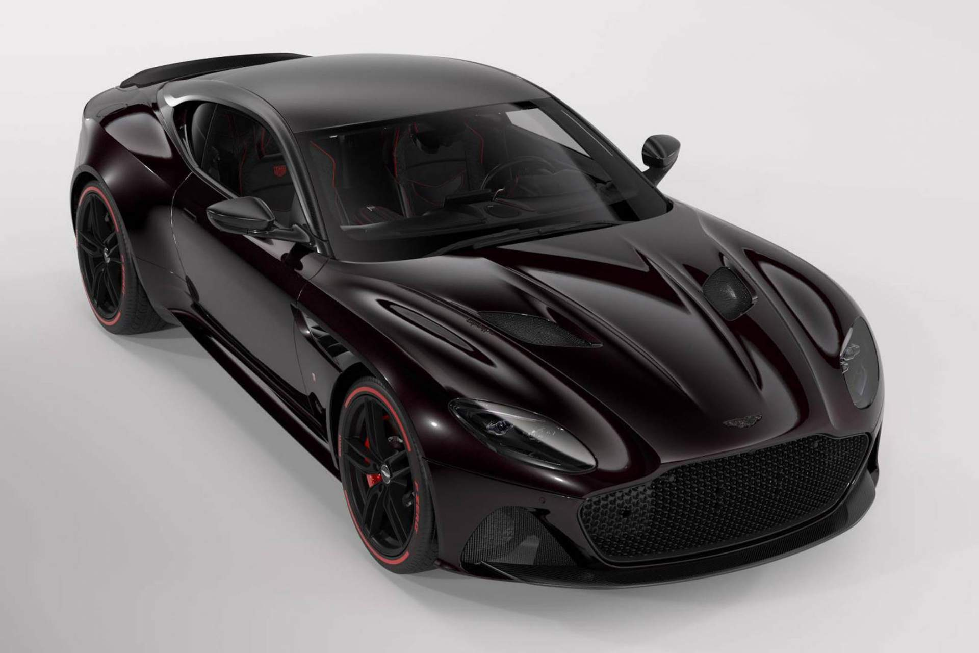 Murdered Out Aston Martin Dbs Superleggera Tag Heuer Edition Revealed