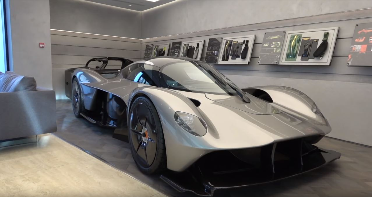 mr jww specs an aston martin valkyrie for a customer - the supercar blog