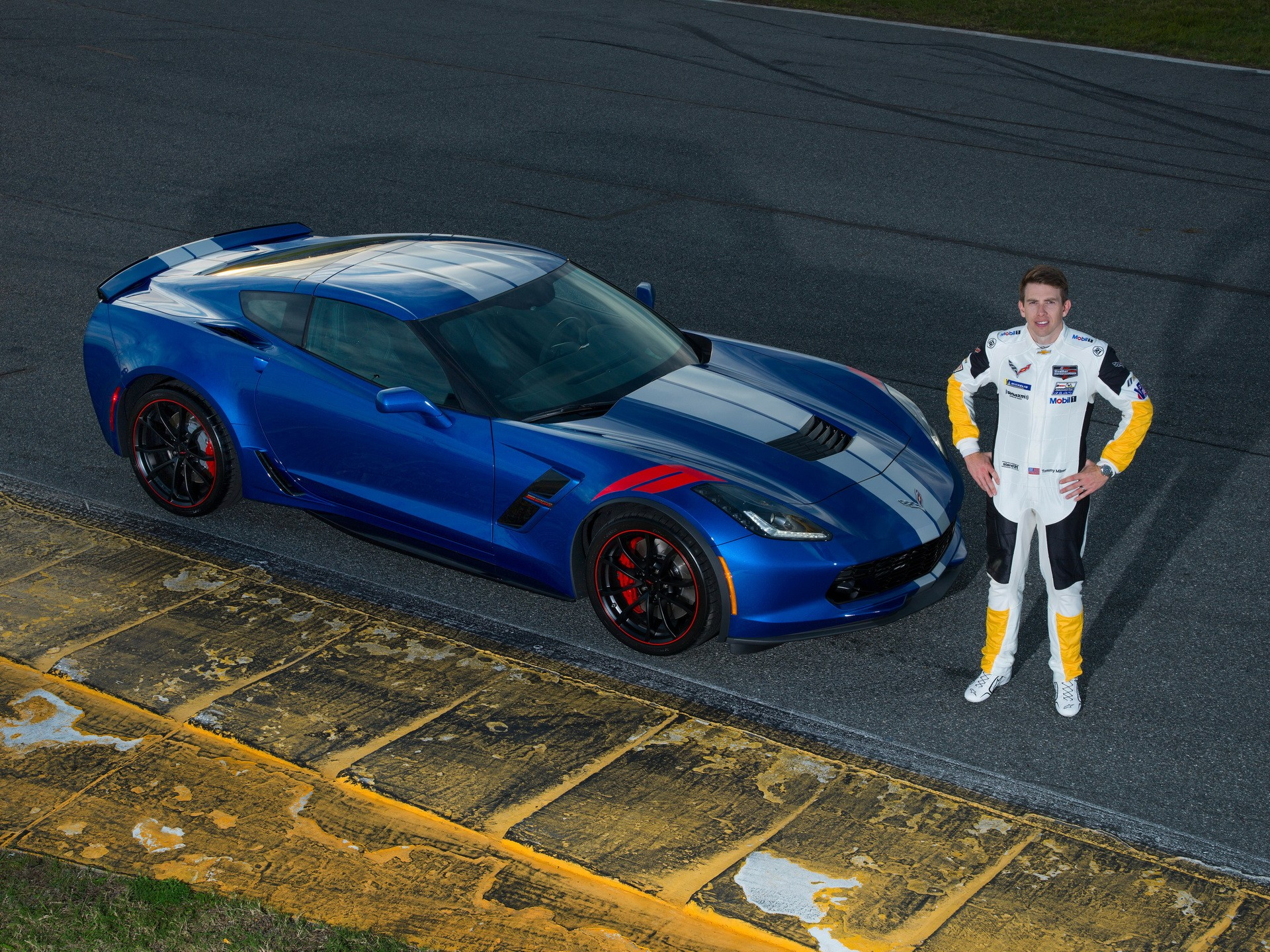 Chevrolet Corvette Grand Sport Series Special Editions