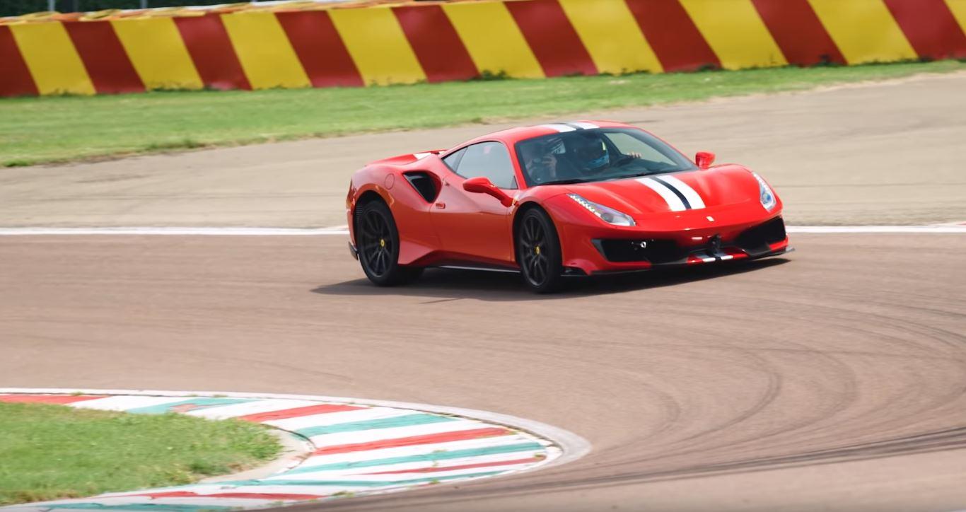 Ferrari 488 Pista-Chris Harris-Top Gear