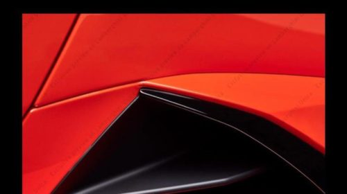 Lamborghini Huracan facelift teaser-1