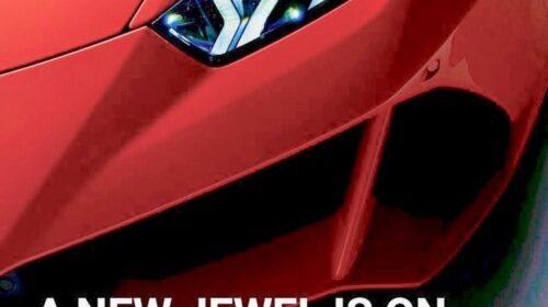 Lamborghini Huracan facelift teaser-2