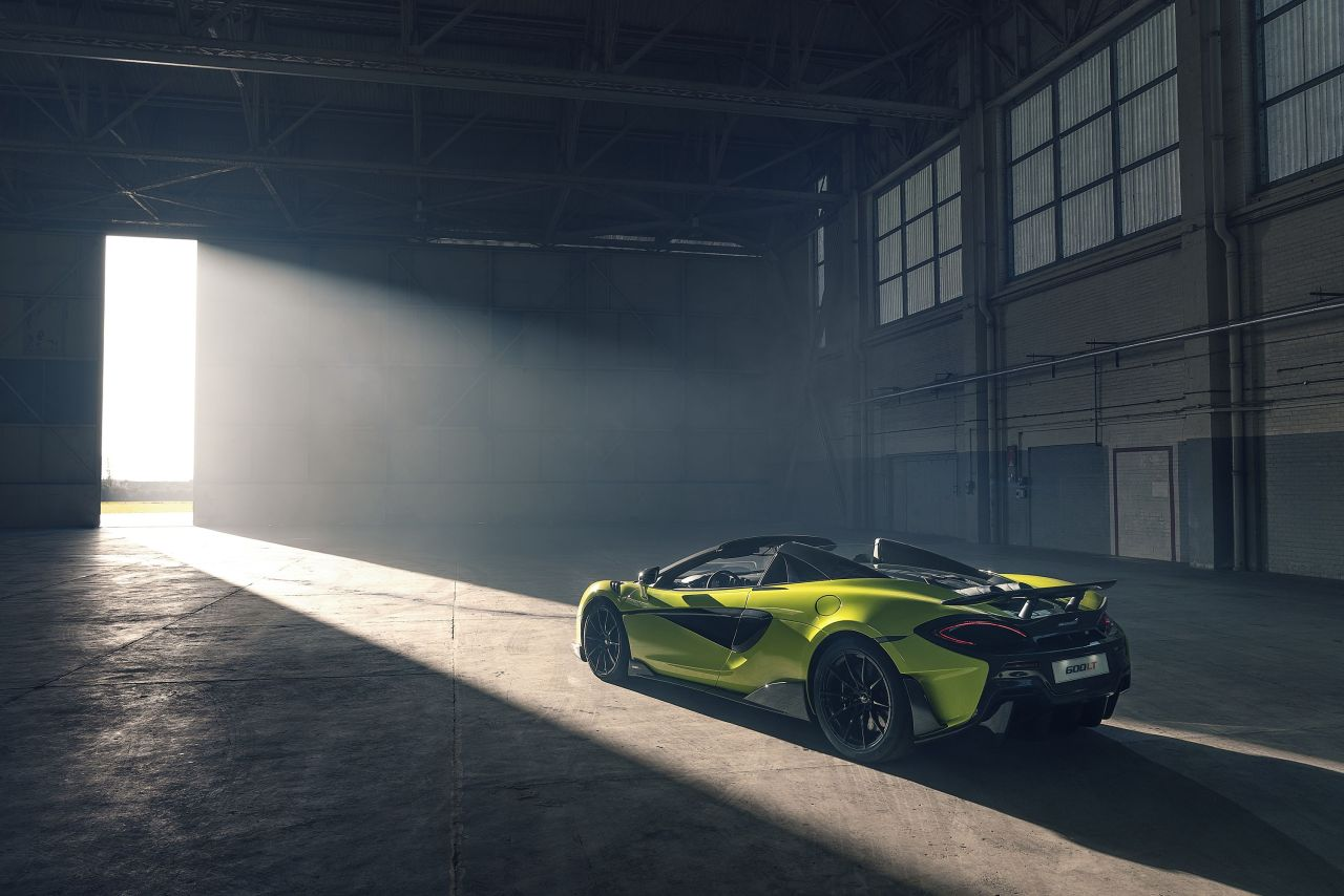 McLaren 600LT Spider-Detroit Motor Show-1