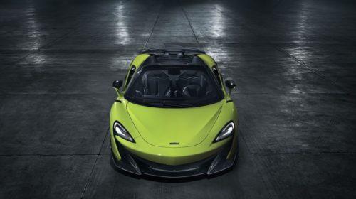 McLaren 600LT Spider-Detroit Motor Show-3