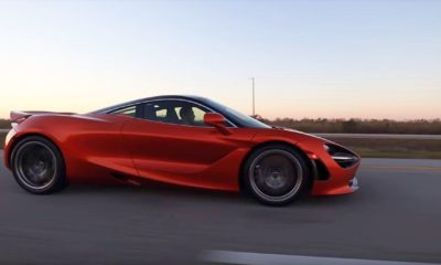 McLaren 720S-drag race-Dragtimes