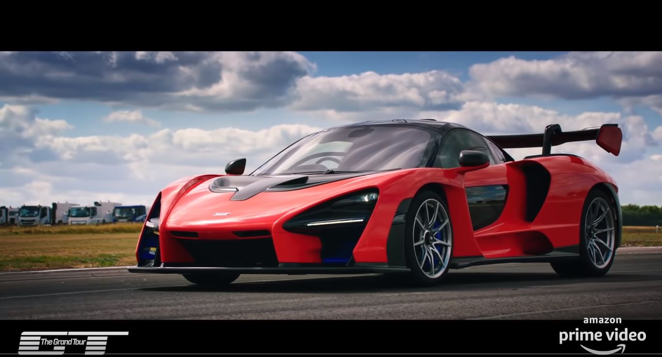 McLaren Senna-The Grand Tour