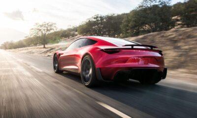 Tesla Roadster-Hover