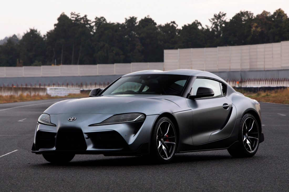 2020 Toyota GR Supra: 2JZ Engine Swap Plans are Being Drawn Up