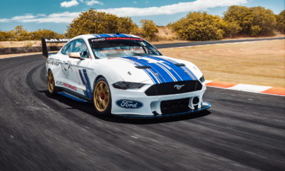 2019 Ford Mustang Supercar Austraila