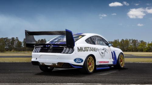 2019 Ford Mustang Supercar Austraila
