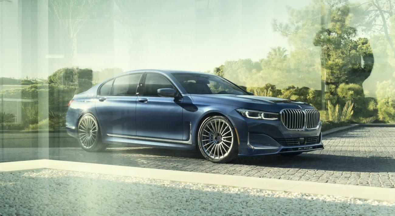 2020 BMW Alpina B7 xDrive