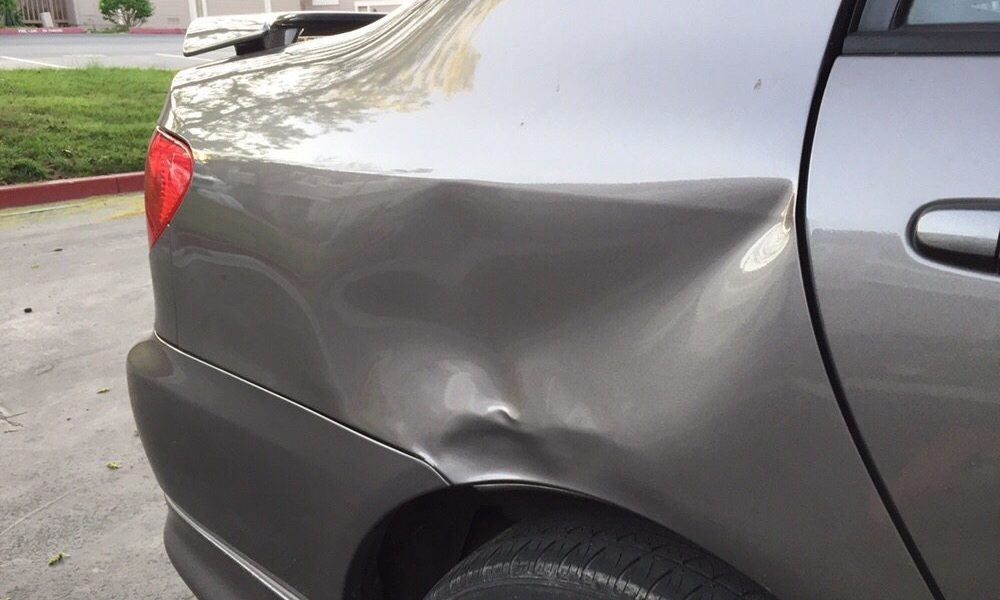 How to Average Cost Of Dent And Scratch Repair