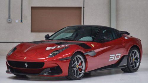 Ferrari SP30 Arya-1