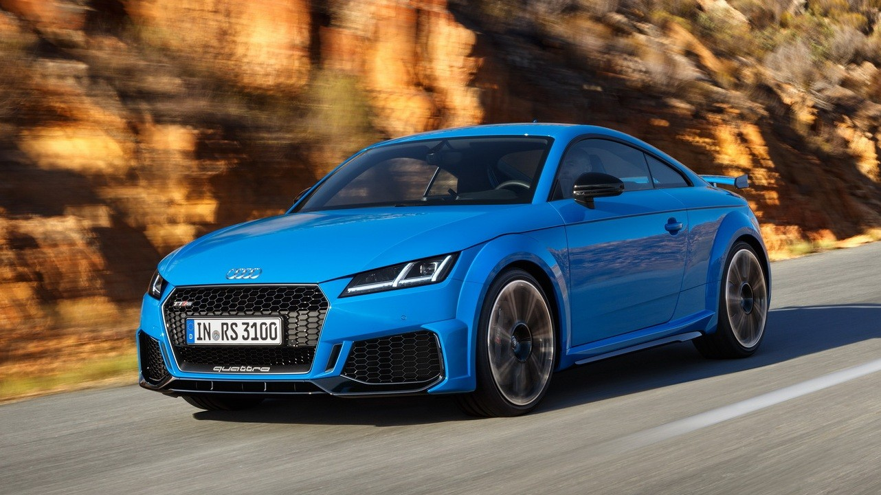 An Electric Car Will Replace Audi Tt