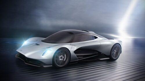 Aston Martin AM-RB 003 Concept-2019 Geneva Motor Show-1