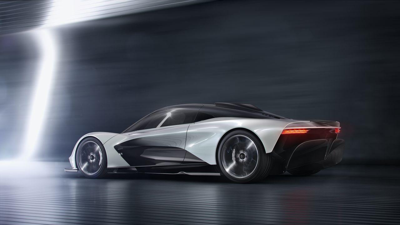 Aston Martin AM-RB 003 Concept-2019 Geneva Motor Show-3