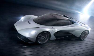 Aston Martin AM-RB 003 Concept-2019 Geneva Motor Show-6
