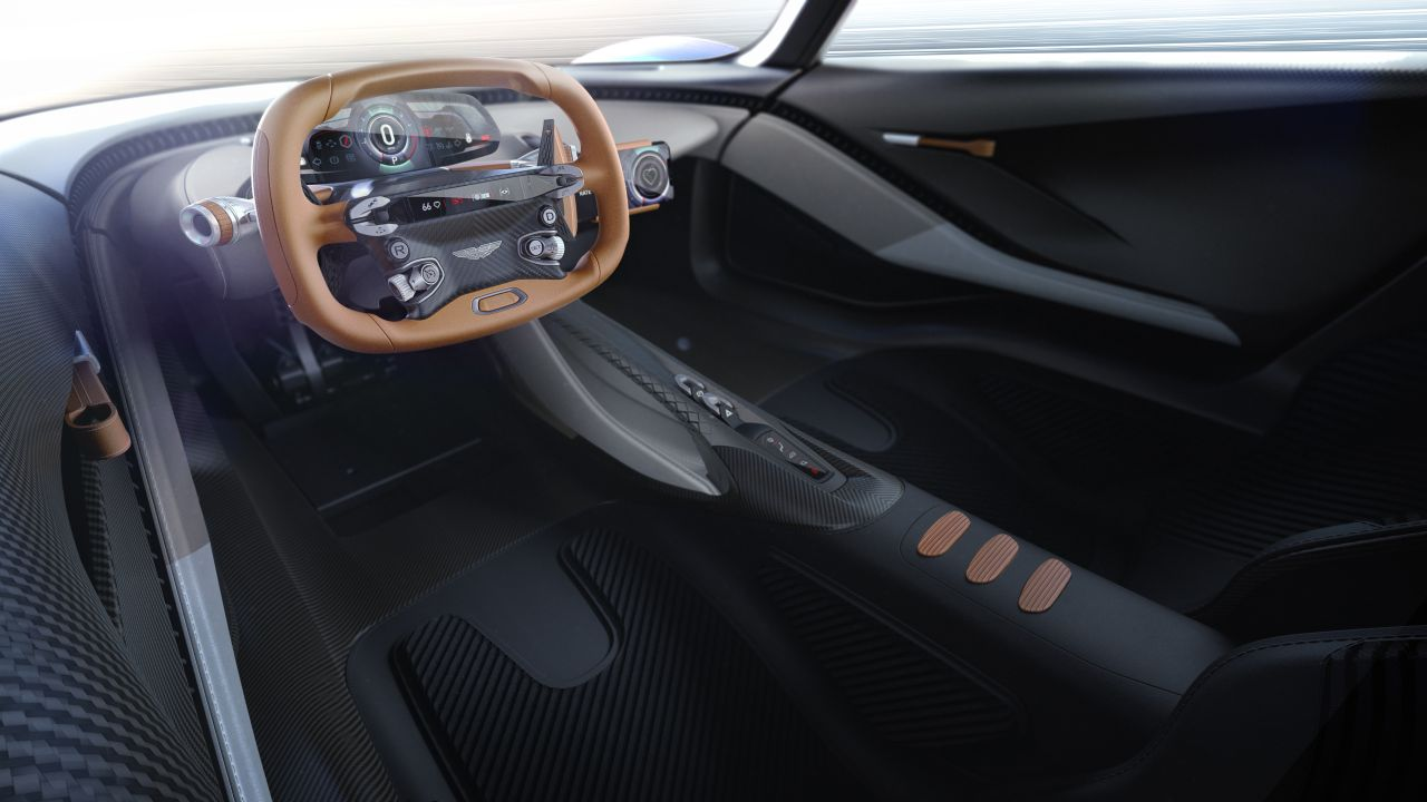 2019 Geneva Motor Show Aston Martin Am Rb 003 Concept Unveiled