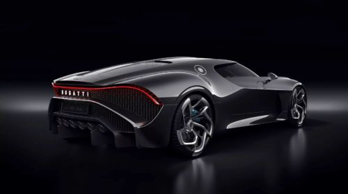 Bugatti La Voiture Noire-2019 Geneva Motor Show-4