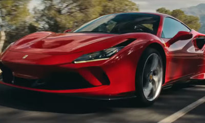 Ferrari F8 Tributo Video