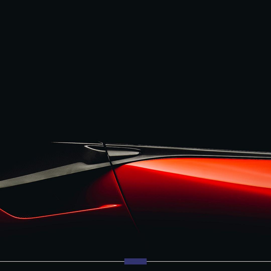 Ferrari Prototipo one-off supercar-Hong Kong-teaser-1