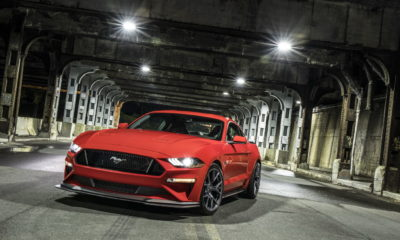 Ford Mustang GT Roush 700 Hp Supercharger Kit