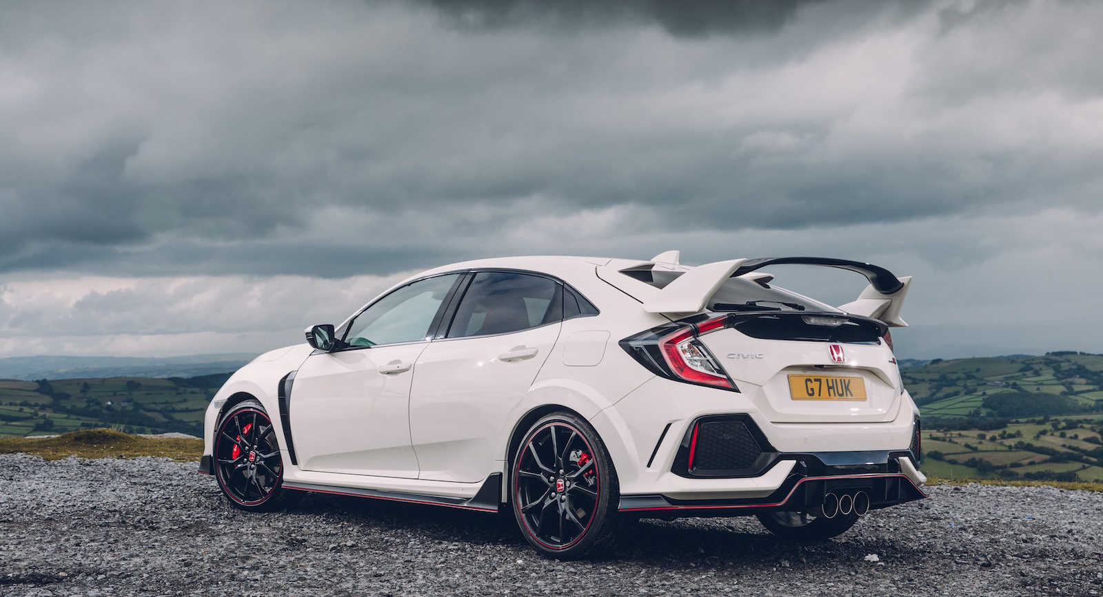 Honda Civic Type R Hybrid