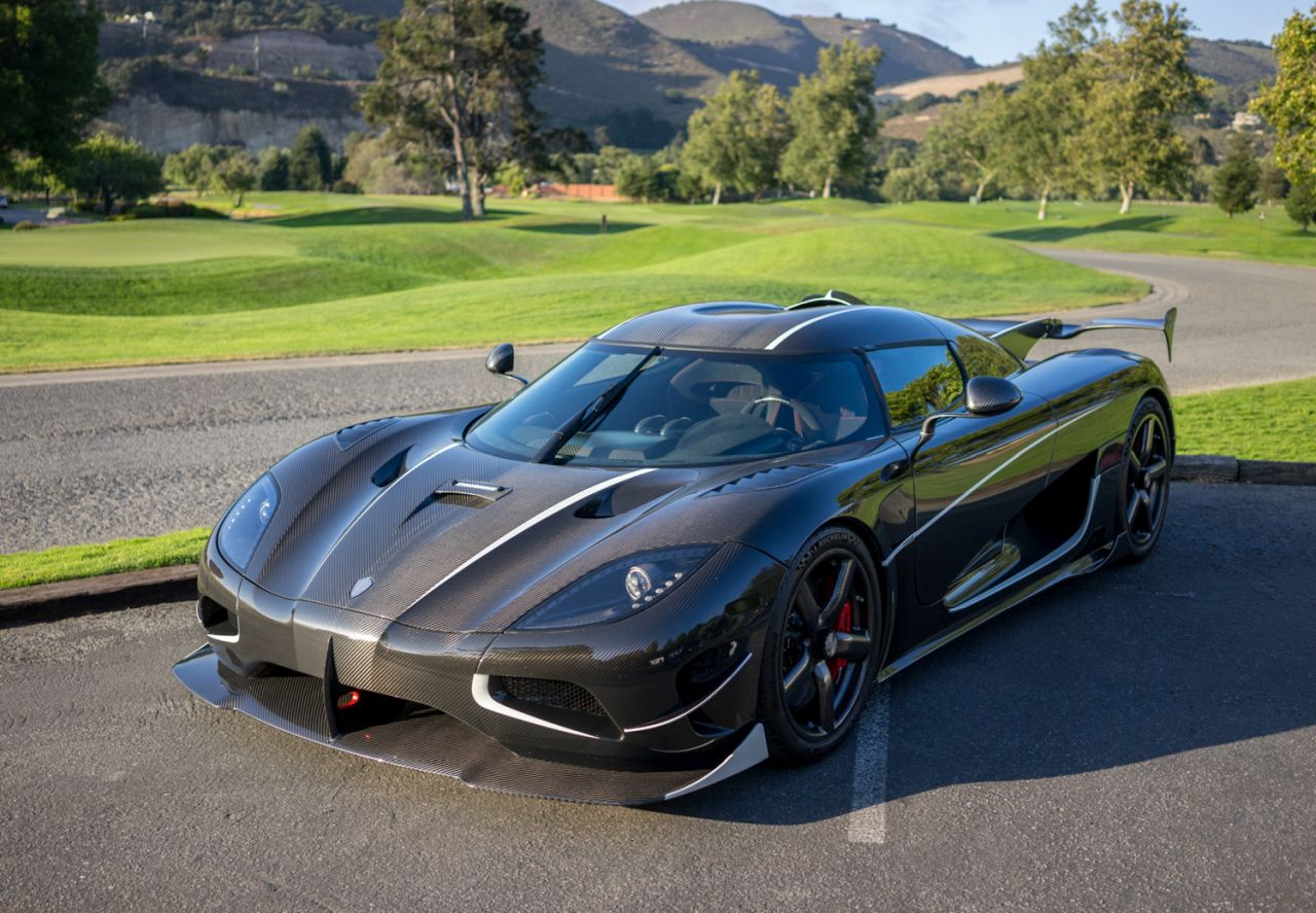 Koenigsegg Agera RS Draken-for-sale