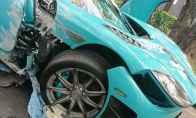 Koenigsegg CCXR Special One-crash-Mexico-2