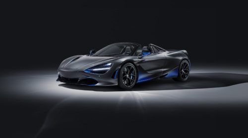 McLaren 720S Spider by MSO