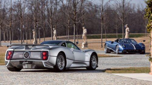 Pagani Zonda C12-Chassis no.1-2019 Geneva Motor Show-20th anniversary-2