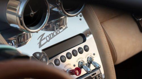 Pagani Zonda C12-Chassis no.1-2019 Geneva Motor Show-20th anniversary-3