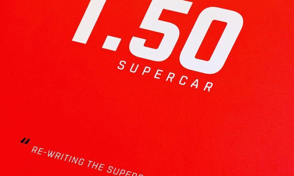 Gordon Murray T50 Supercar