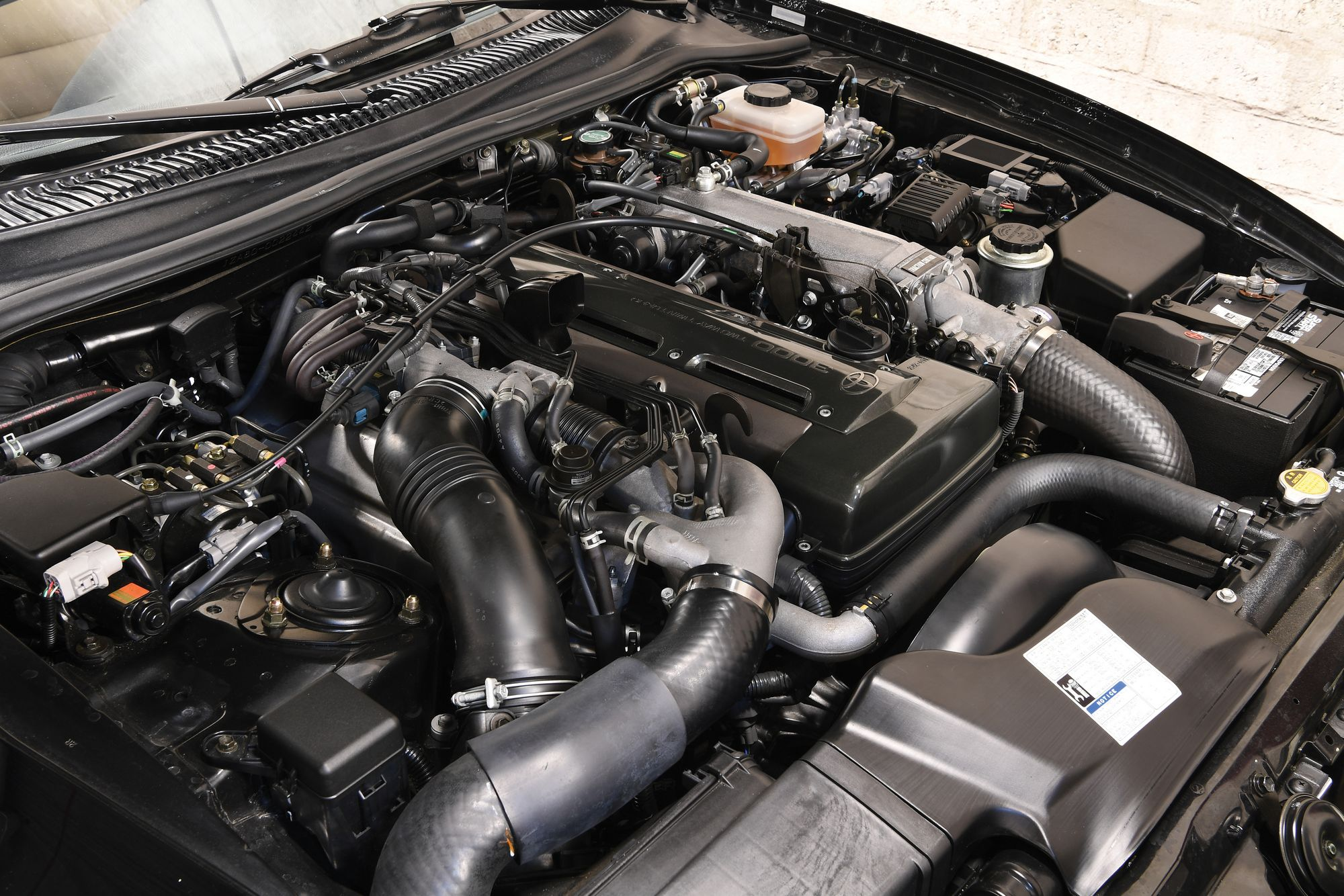 Toyota Supra A80 Mark IV