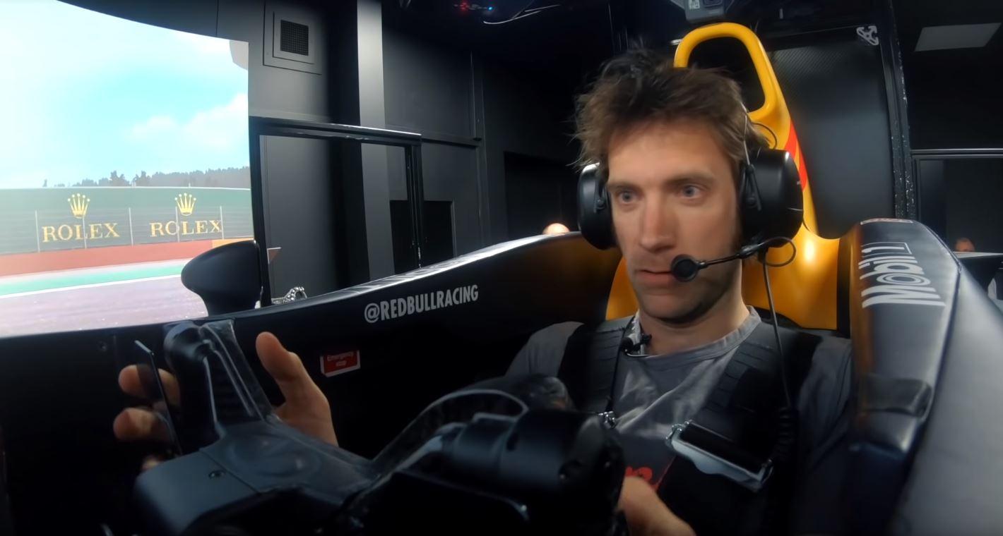 Valkyrie Simulator Drive