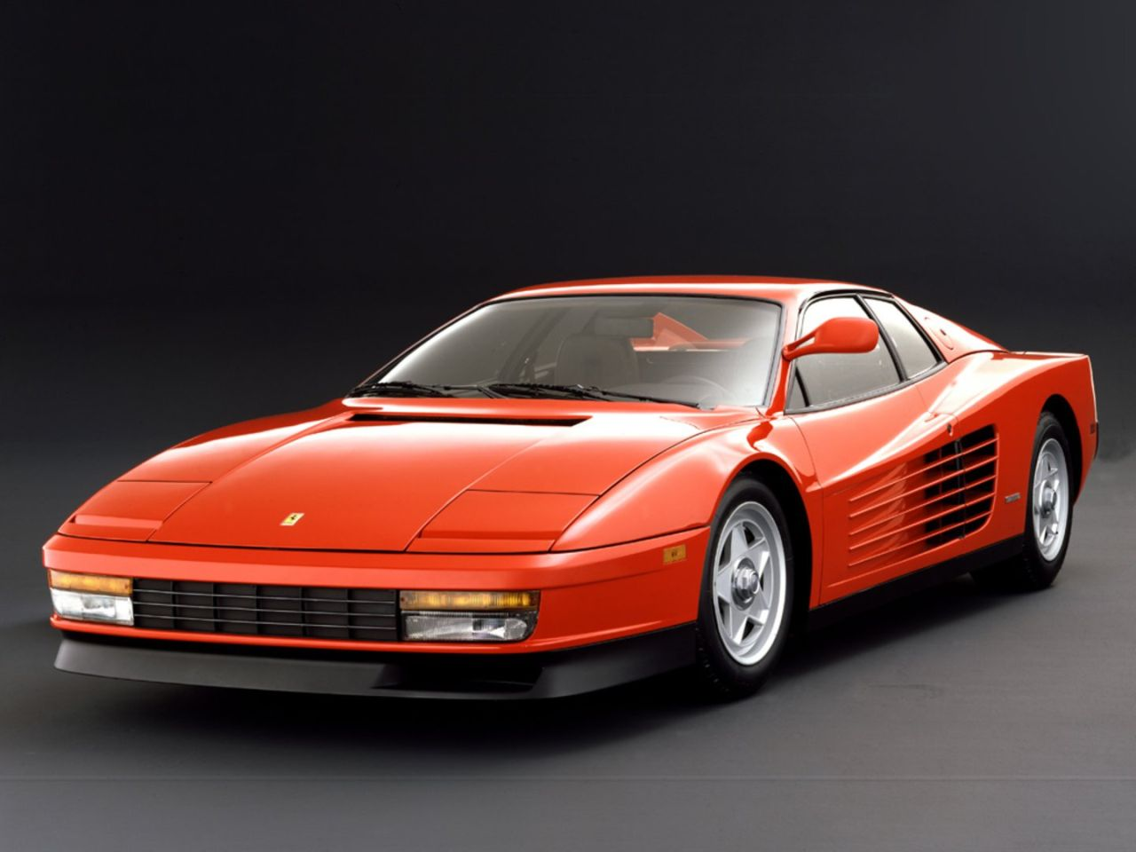 Ferrari Is Building A Modern Testarossa With A 1000 Hp V12
