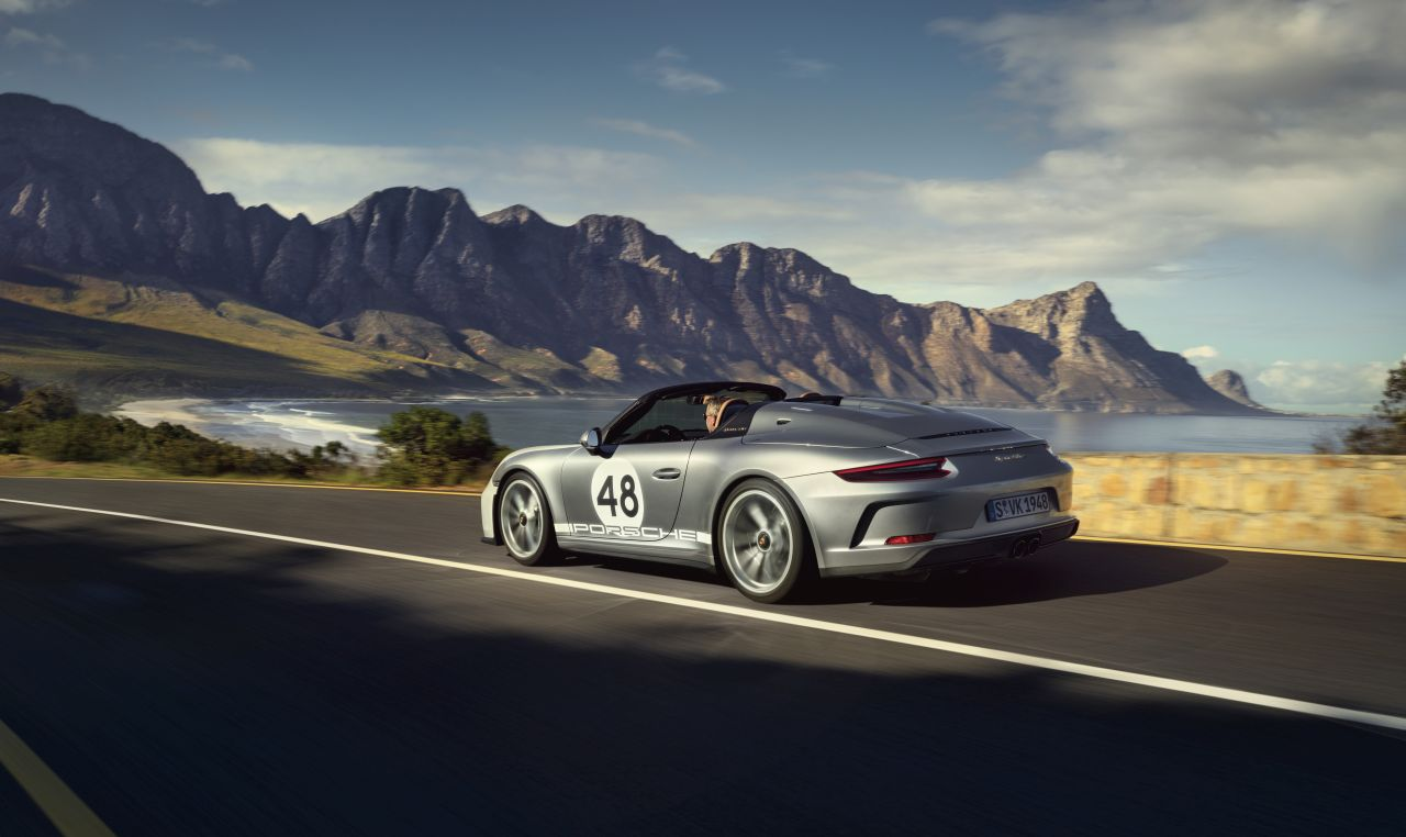 2019 Porsche 911 Speedster Heritage Design Package-3