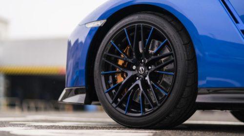 2020 Nissan GT-R 50th Anniversary Edition-2019 NY Auto Show-1