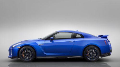 2020 Nissan GT-R 50th Anniversary Edition-2019 NY Auto Show-3